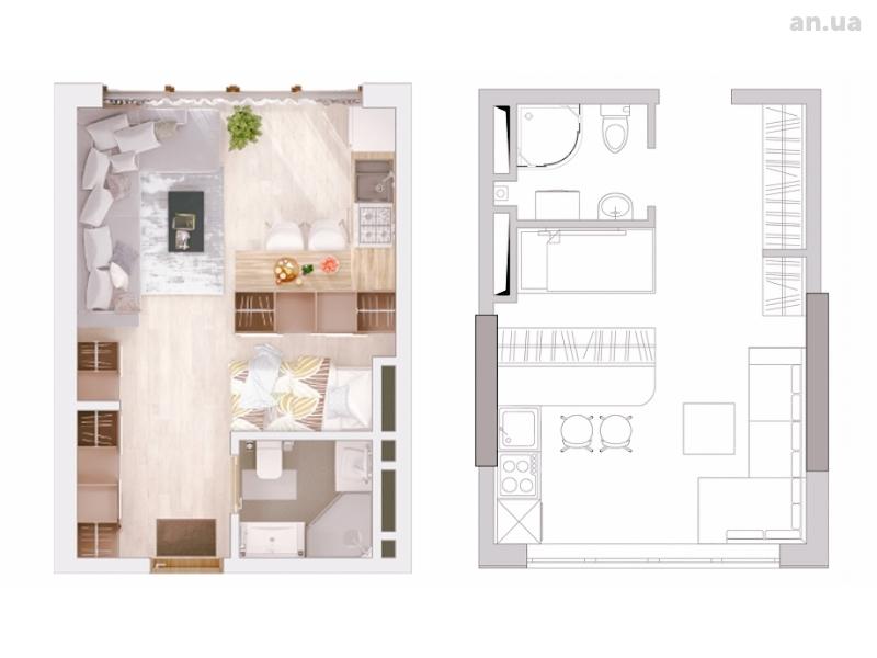 Дизайн и планировка для смарт-квартиры